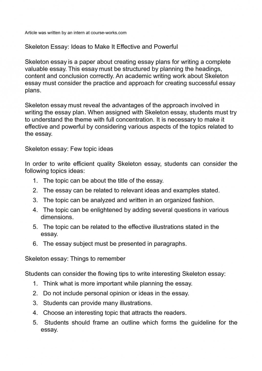 019 P1 Research Paper How To Write Conclusion Fearsome A For Literary Science In Example Large