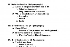 019 Research Paper An Essay Outline Papers Examples Sample With Regard To Example Mla Style Unique For
