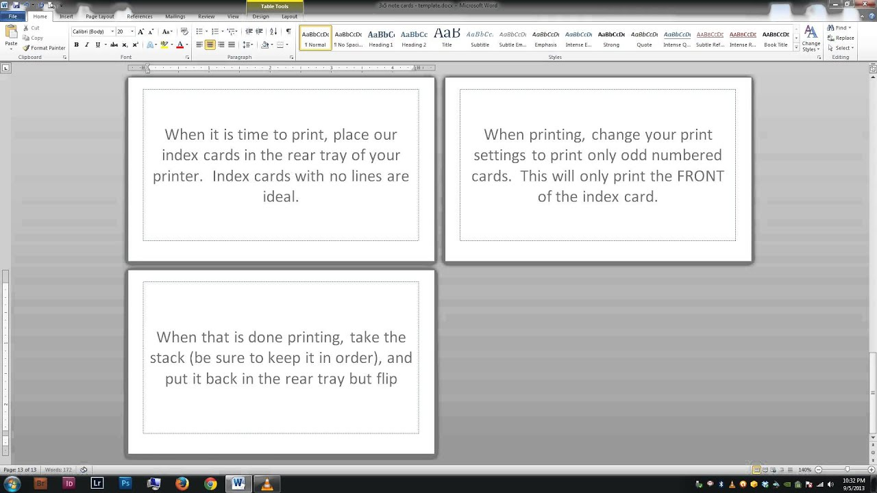 019 Research Paper Note Card Maker For Marvelous Full