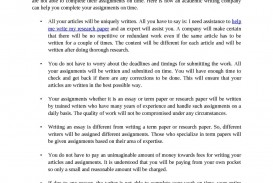 019 Research Paper Writing Company Writer Phenomenal Services 320