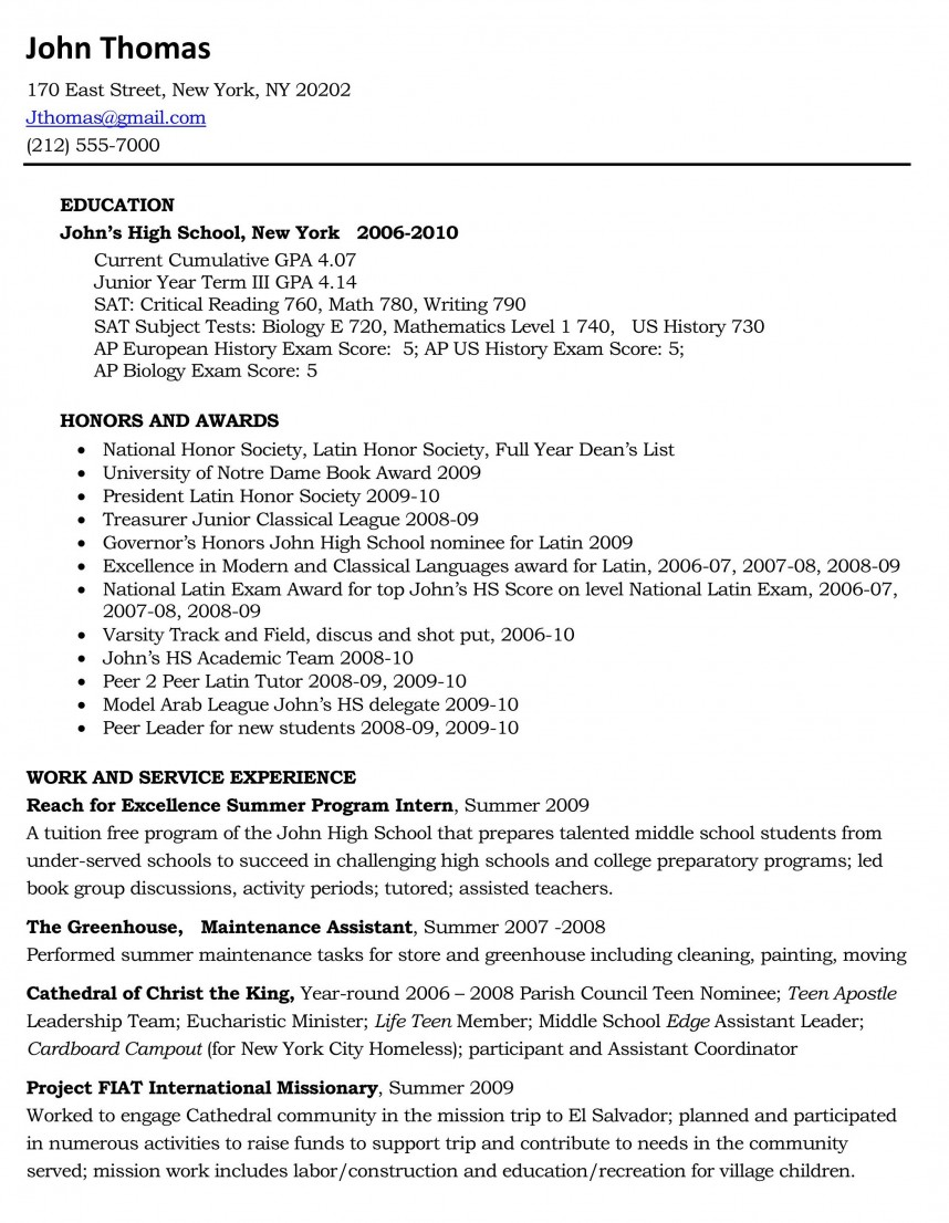 019 Resume E1301602095852idu003d7799 Research Paper Examples High Unusual School Science Example Senior Pdf Student