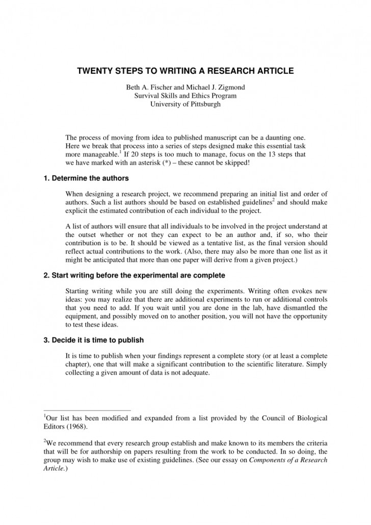 019 Writing Of Research Paper Fascinating Great Pdf Harvard Style Sample 728
