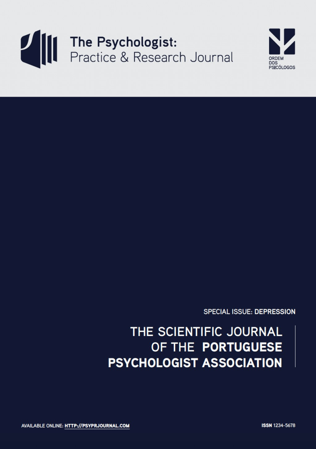 020  Cover Pprj Depression1 Free Psychology Researchs Online Impressive Research PapersLarge