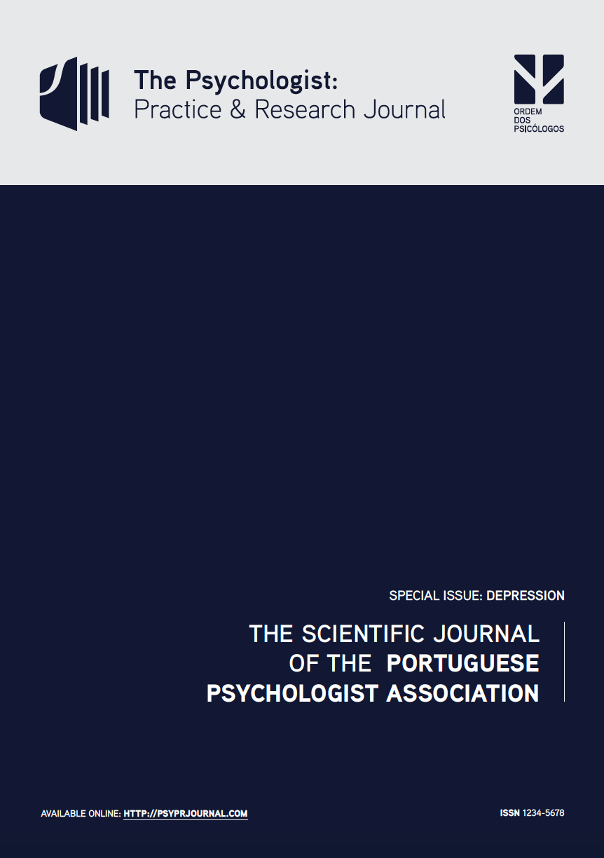 020  Cover Pprj Depression1 Free Psychology Researchs Online Impressive Research PapersFull