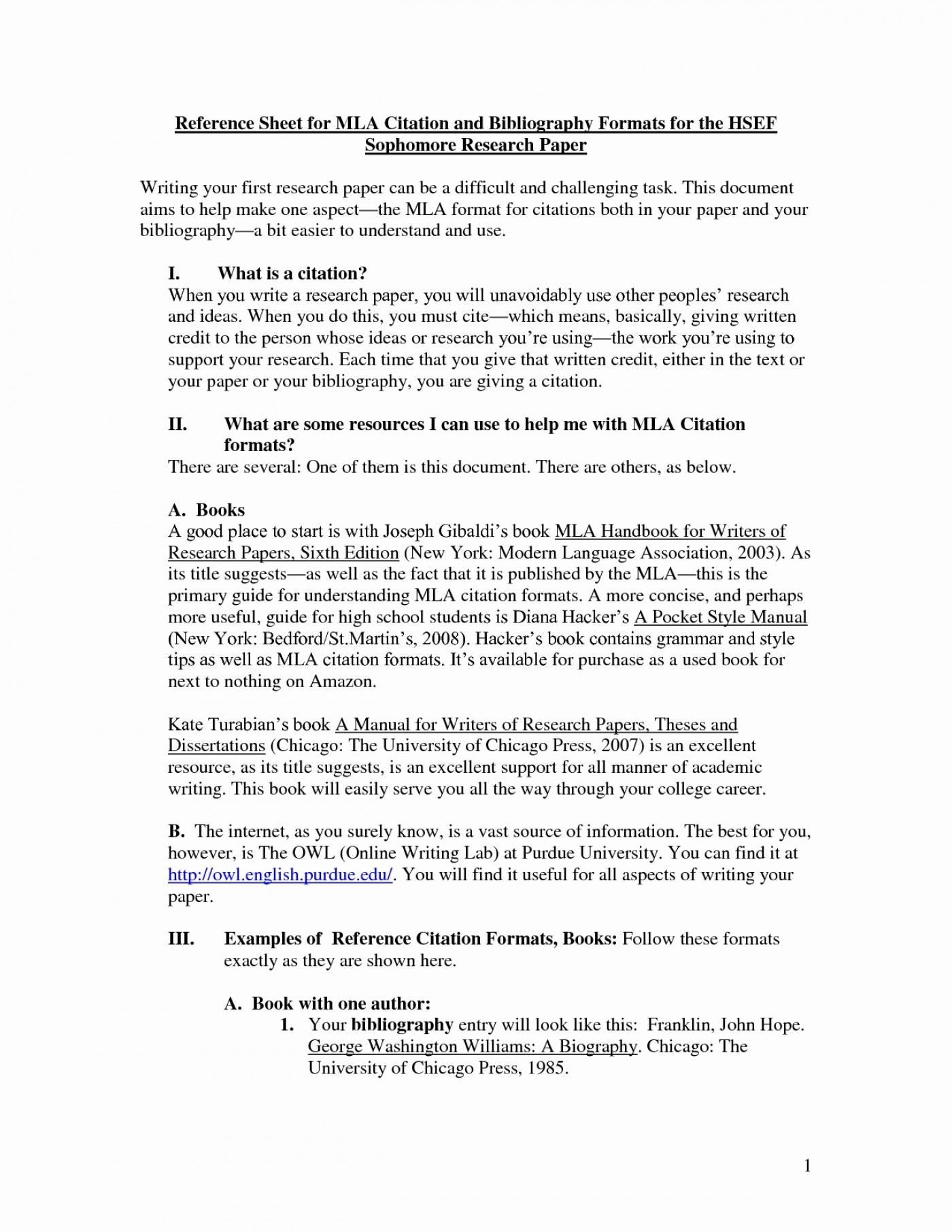 020 Extraordinary Examples Of Citing Sources In An Essay Photo