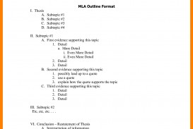 020 High School Outline Format Mla Research Paper Example Of Examples Stupendous Apa Unique Ideas For Guidelines 320