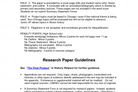 020 History Research Paper Proposal Example Fair 83182 Beautiful