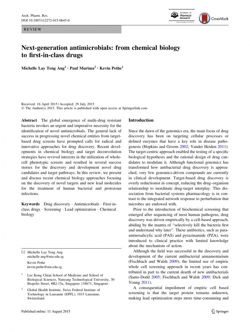 020 Interesting Research Paper Topics Fearsome Biology For High School Students Evolutionary