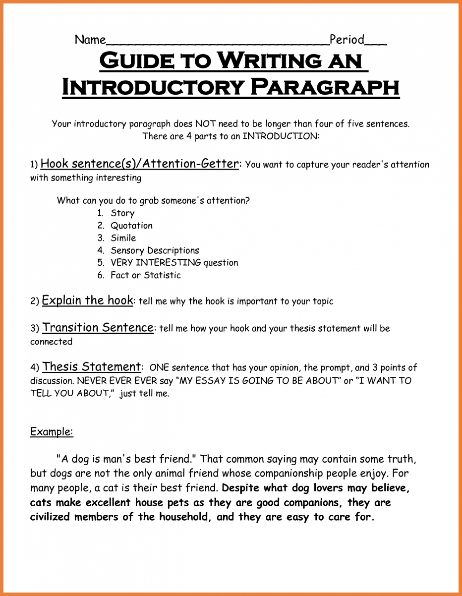 020 Introaph Research Paper Example Of Good Introduction To An Essay Extraordinary Template Frightening A Apa Pdf 1920
