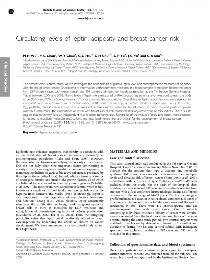 020 Largepreview Breast Cancer Research Paper Topic Wondrous Ideas