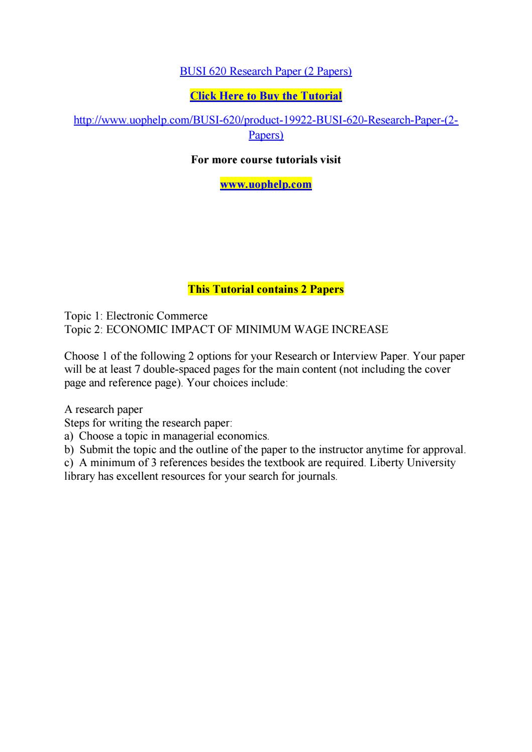 020 Liberty University Research Paper Outline Page 1 Frightening Full