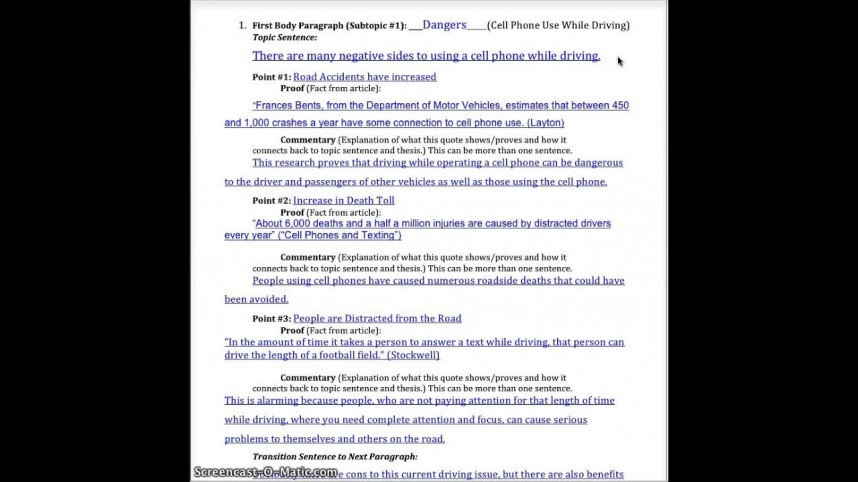 020 Maxresdefault How To Write Good Research Paper Remarkable A Youtube In Apa 868