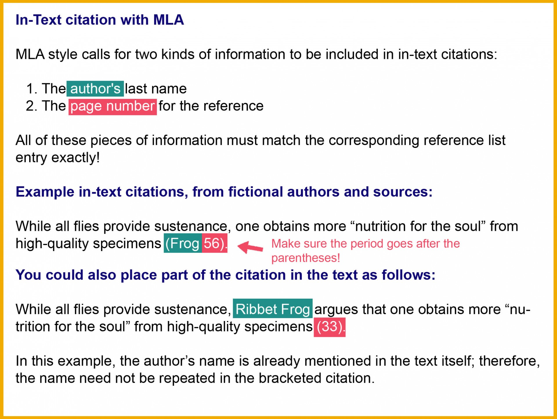 001 Research Paper Mla In Text Citation For Samplewrkctd