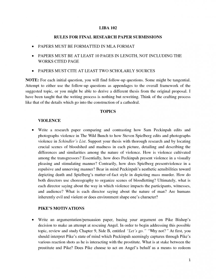 020 Policy Proposal Research Paper Topics Mla Format 668447 Archaicawful