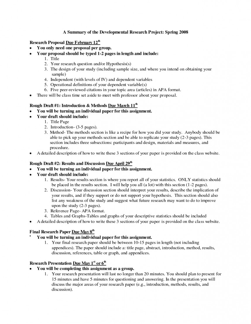 020 Psychology Undergraduate Resume Unique Sample Research Of Paper Outline Outstanding Example 868