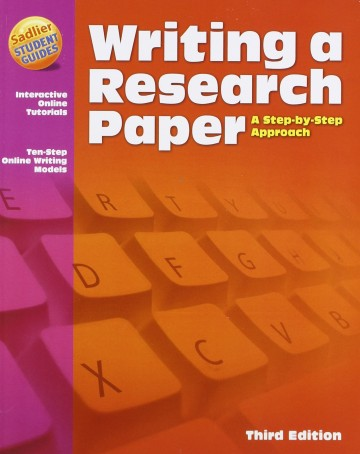 020 Research Paper 81uqfpthpml Writing Phenomenal The How To Write Outline A Pdf Handbook 8th Edition 360