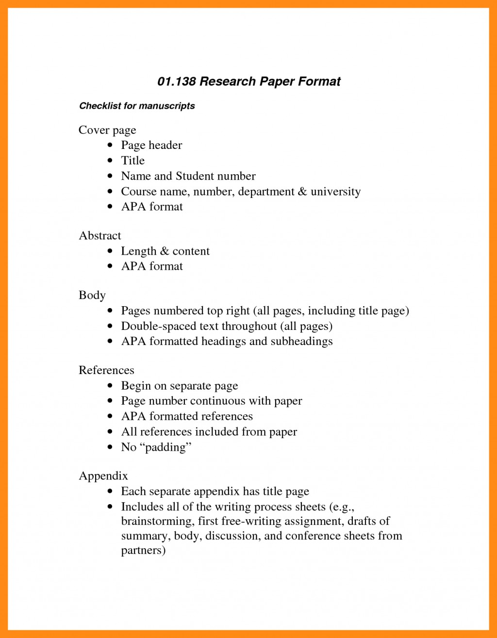 020 Research Paper Apa Outline 63375 Amazing Format Sample Examples Large