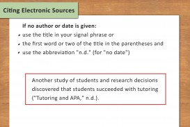 020 Research Paper Citing Sources In Paragraph Apa Use Internal Citations Step Impressive How To Cite A Style