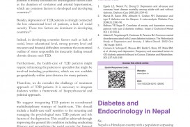 020 Research Paper Diabetes Stirring Outline Mellitus Sample For Type 2