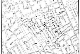 020 Research Paper Snow Cholera Map Economic Geography Wondrous Topics