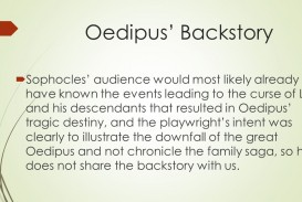 020 Slide 26 English Research Paper Exceptional 102 Oedipus