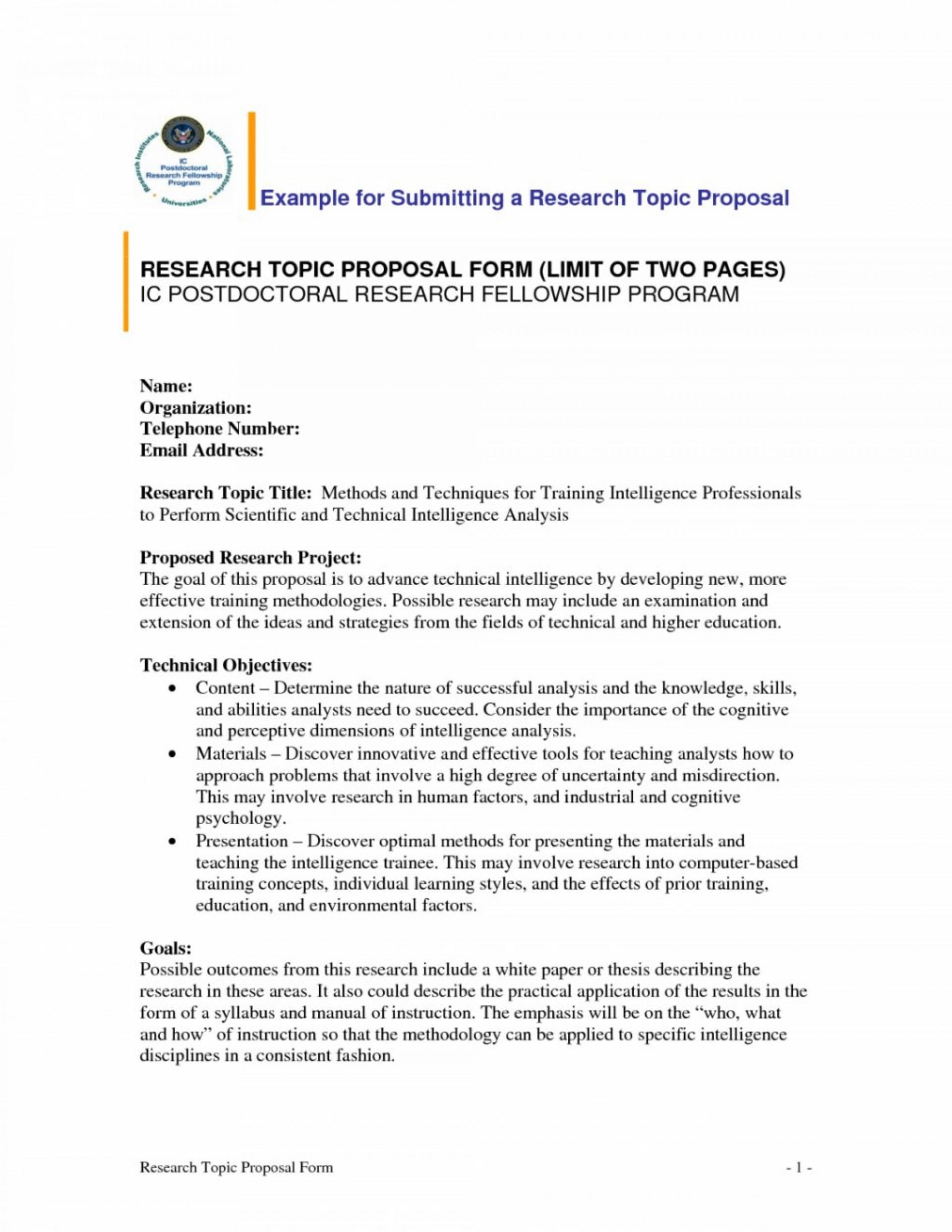 021 20research Paper Topic Ideas Samples Proposal Memo Example For Criminal Justice20 1024x1325 Interesting Dreaded Research Highschool Students College 1920