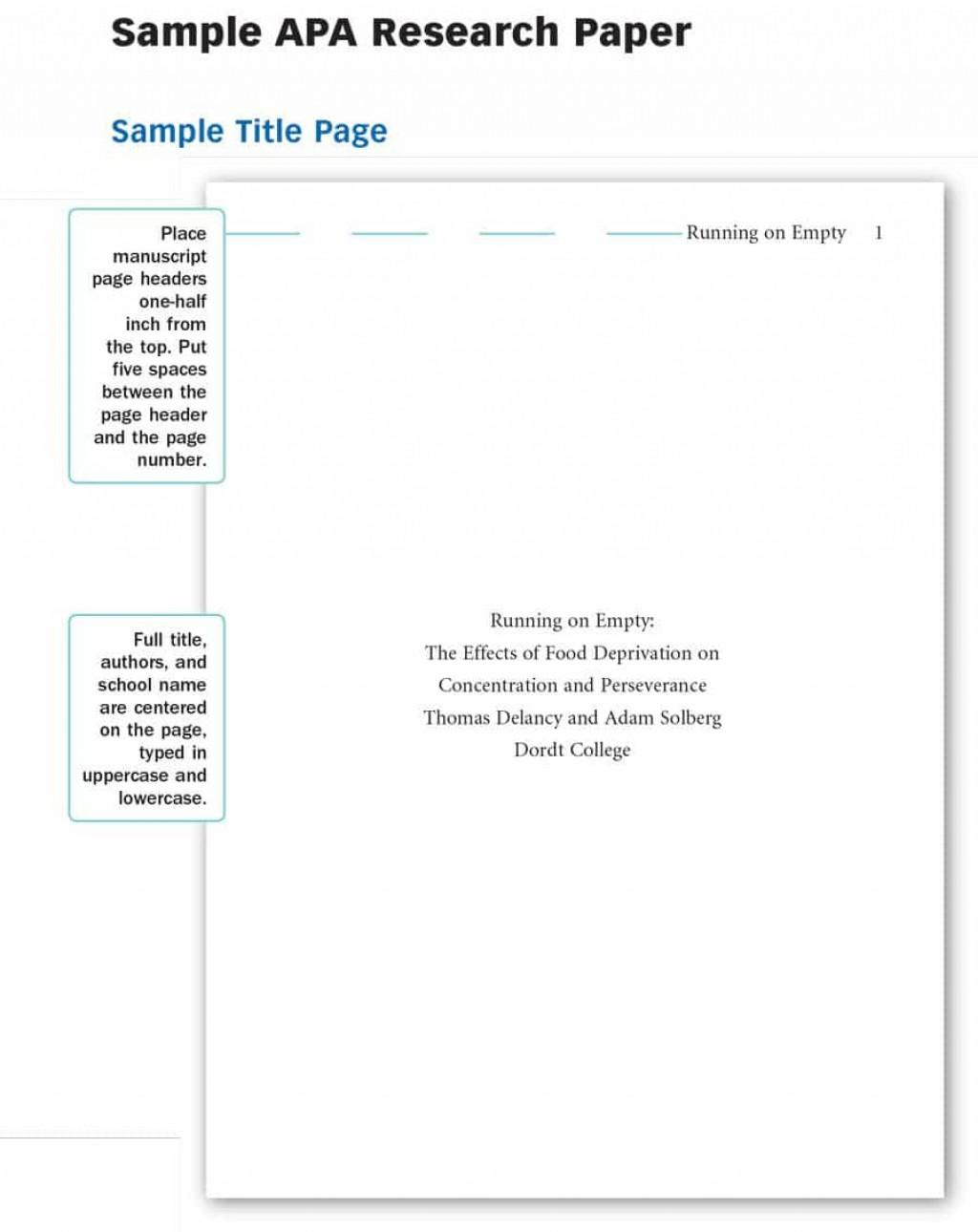 021 Ap Style Research Paper Sample Apa Template Formidable With Table Of Contents Example 2013 Owl Large