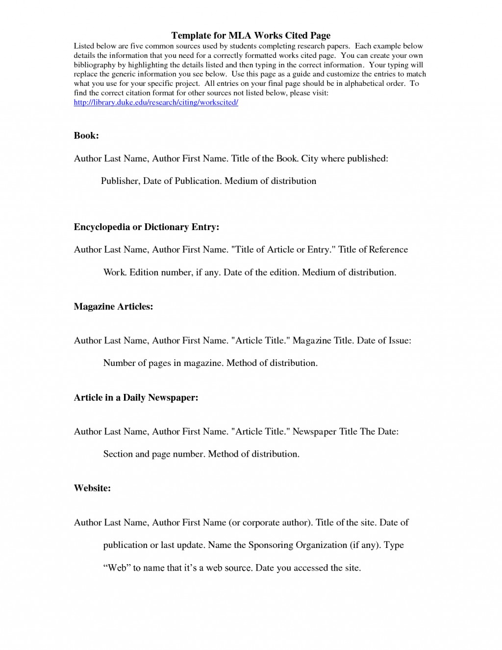 021 Brilliant Ideas Of Writing Research Papers Using Mla Documentation Cute Essay Reference Page Paper How Do You Write In Imposing A Format To Step By Examples Large
