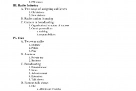 021 Career Research Paper Outline Middle Dreaded School