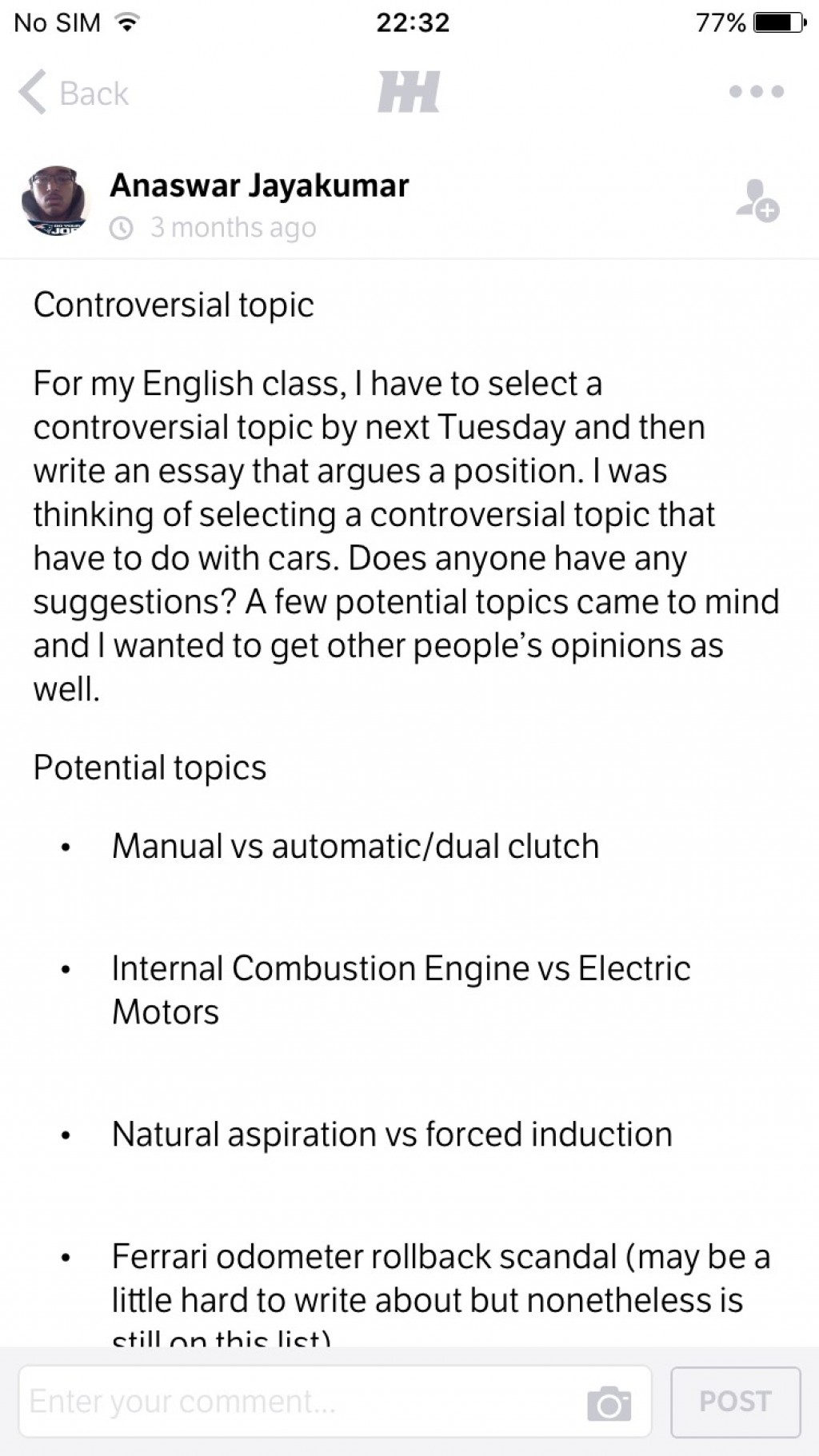 021 Controversial Topic Essay Topics Example Research Paper Outline Issue20 Persuasive For Middle Breathtaking School Writing Prompts Schoolers Students Large