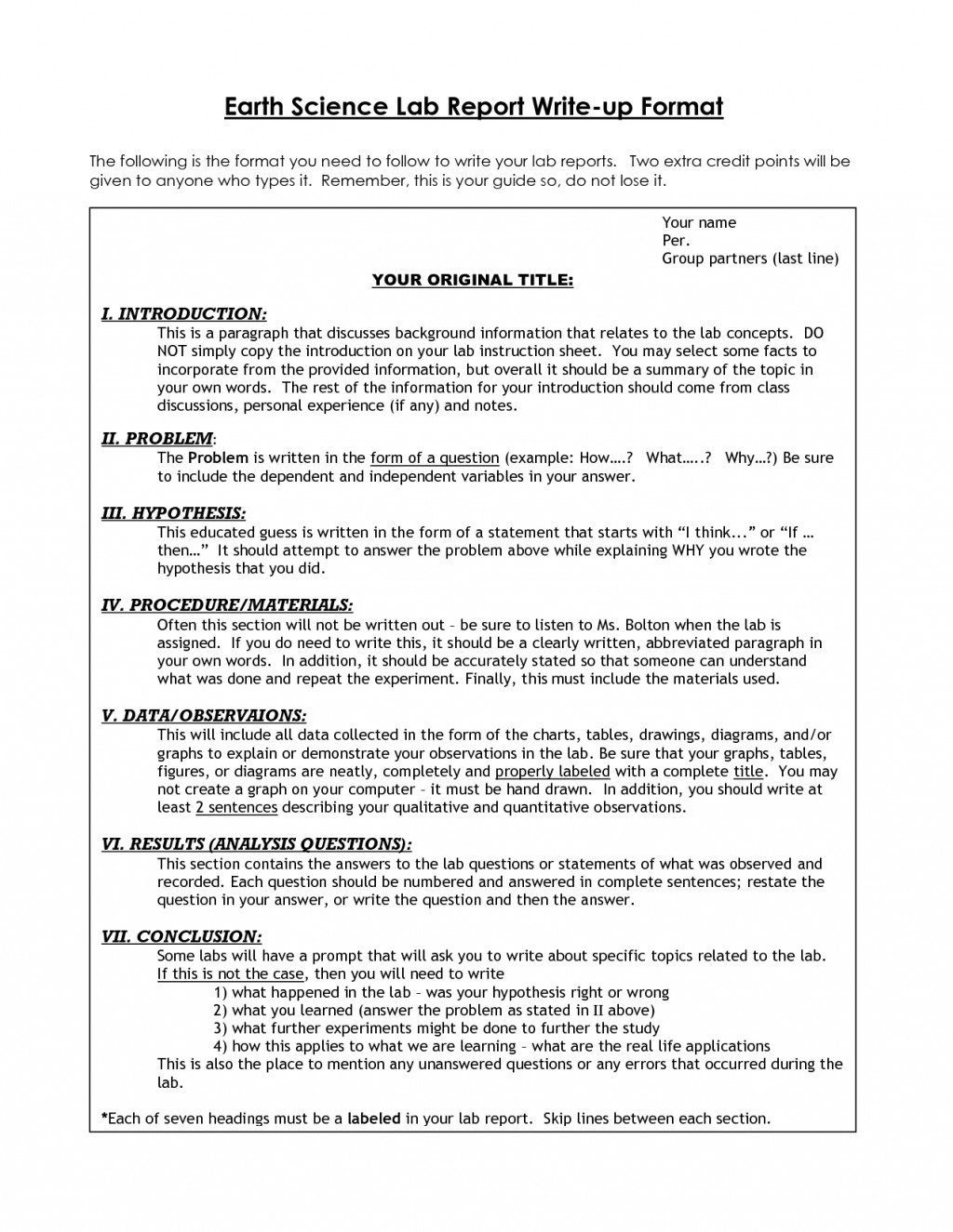 021 Experiment Research Paper Topics Frightening Method Large