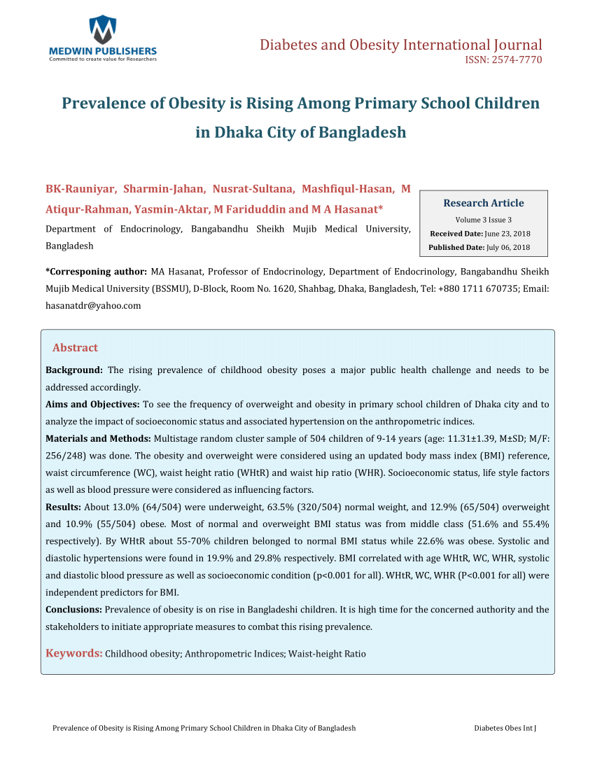 021 Largepreview Primary Research Article On Childhood Obesity Imposing Full