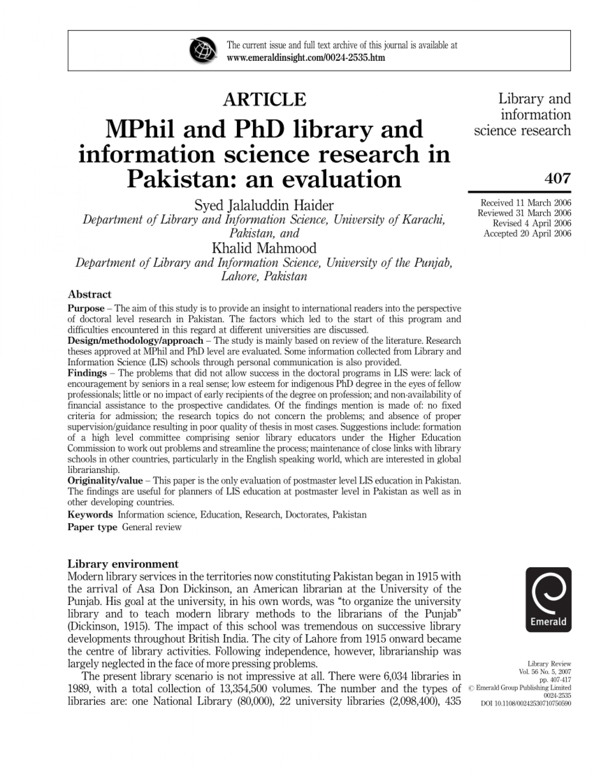 021 Largepreview Research Paper How To Publish In Shocking Pakistan Medical 1920