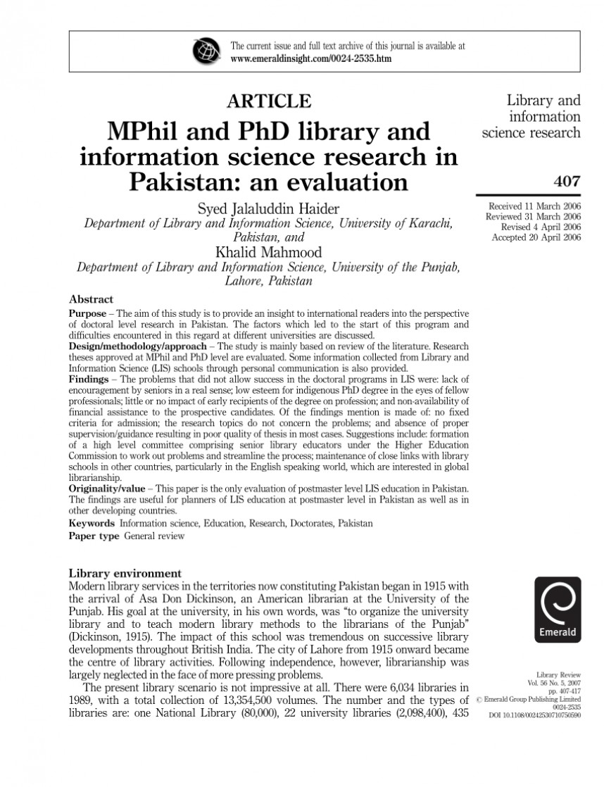 021 Largepreview Research Paper How To Publish In Shocking Pakistan Medical