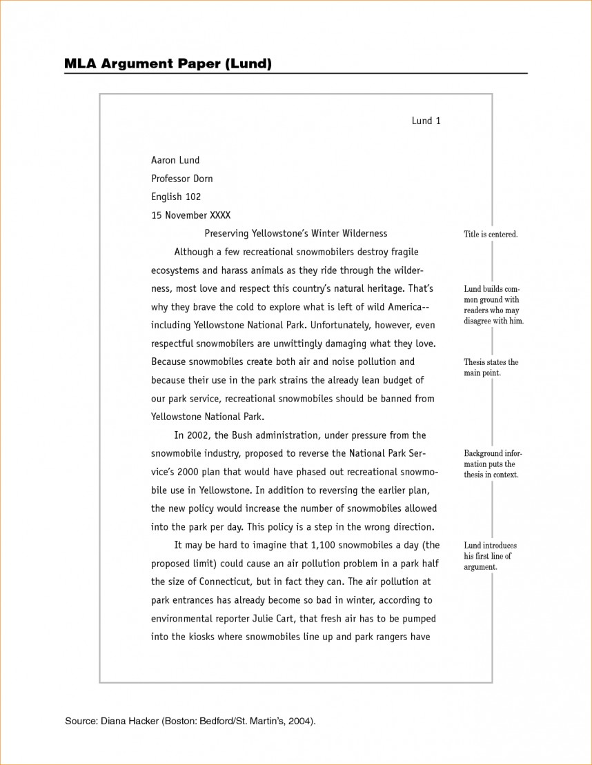 021 Mla Research Paper Sample Page Example Awful Purdue Owl Format Abstract 8th Edition