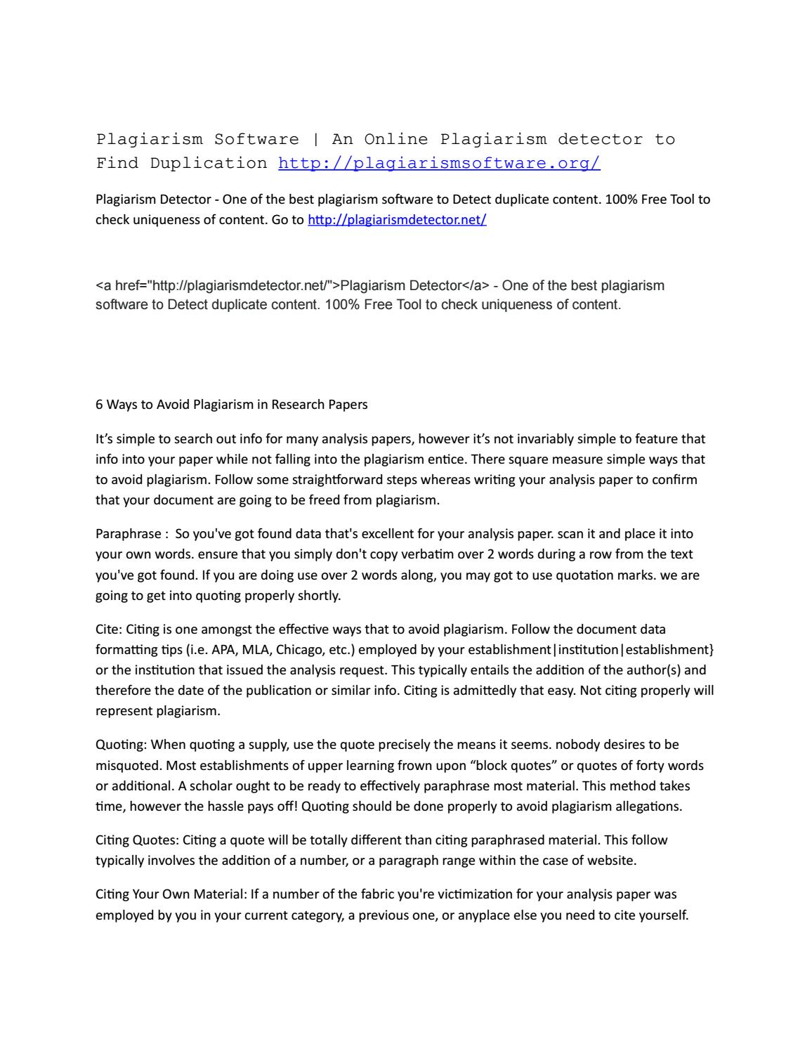 021 Page 1 Check Plagiarism Of Research Paper Online Exceptional Free How To A Checker For Papers Full