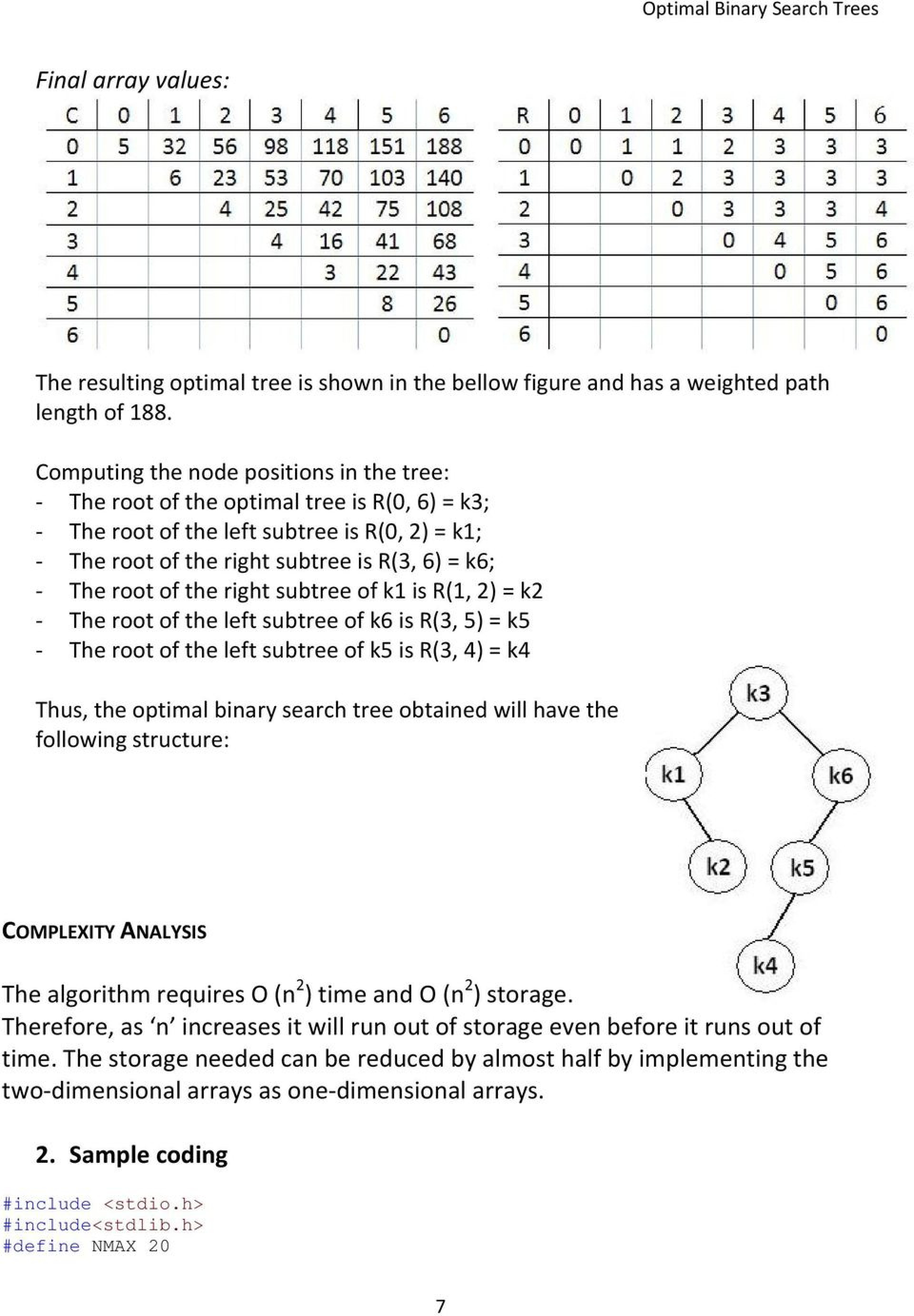 021 Research Paper Binary Search Tree Papers Page 7 Formidable 1920