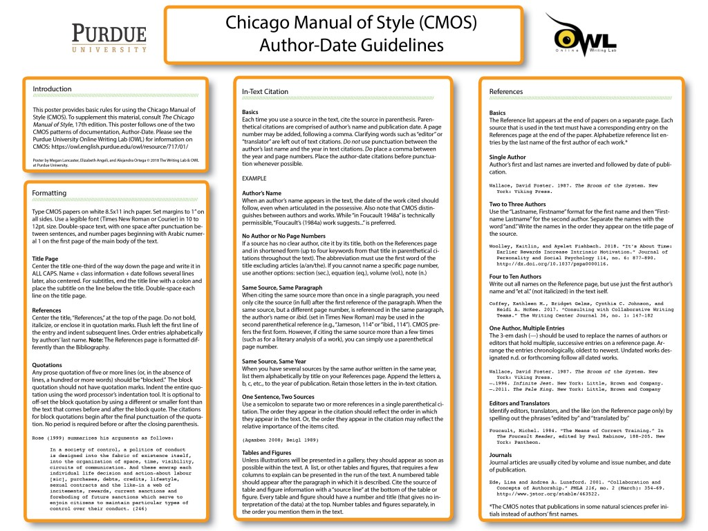 021 Research Paper Chicago Style In Text Citation Sample Wondrous Large