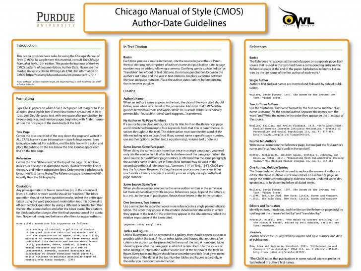 021 Research Paper Chicago Style In Text Citation Sample Wondrous 728