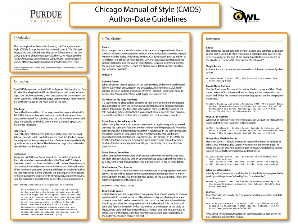 021 Research Paper Chicago Style In Text Citation Sample Wondrous 960