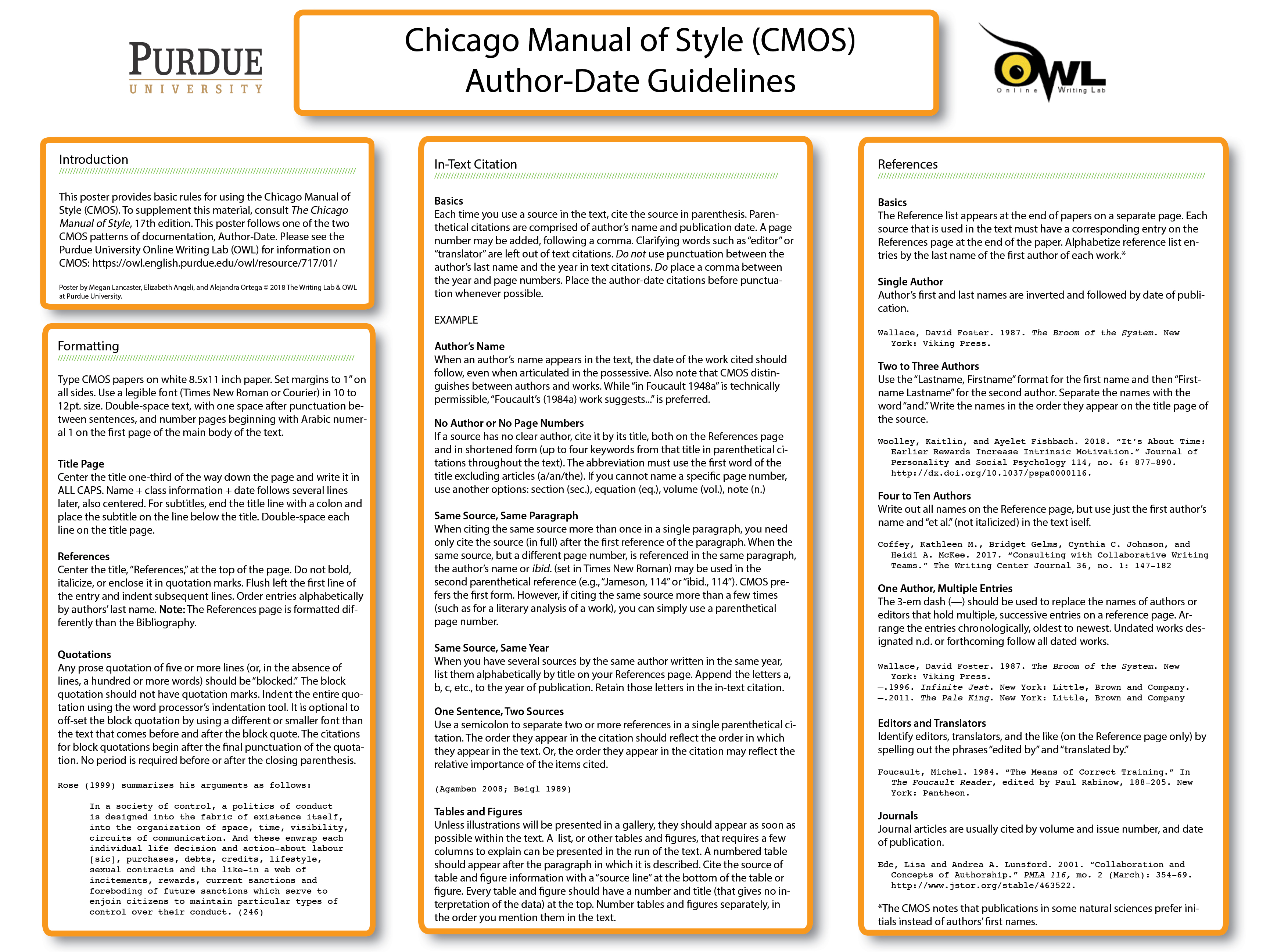 021 Research Paper Chicago Style In Text Citation Sample Wondrous Full