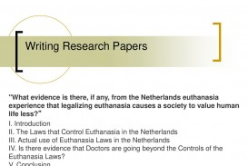 021 Research Paper Conclusion For Euthanasia Formidable