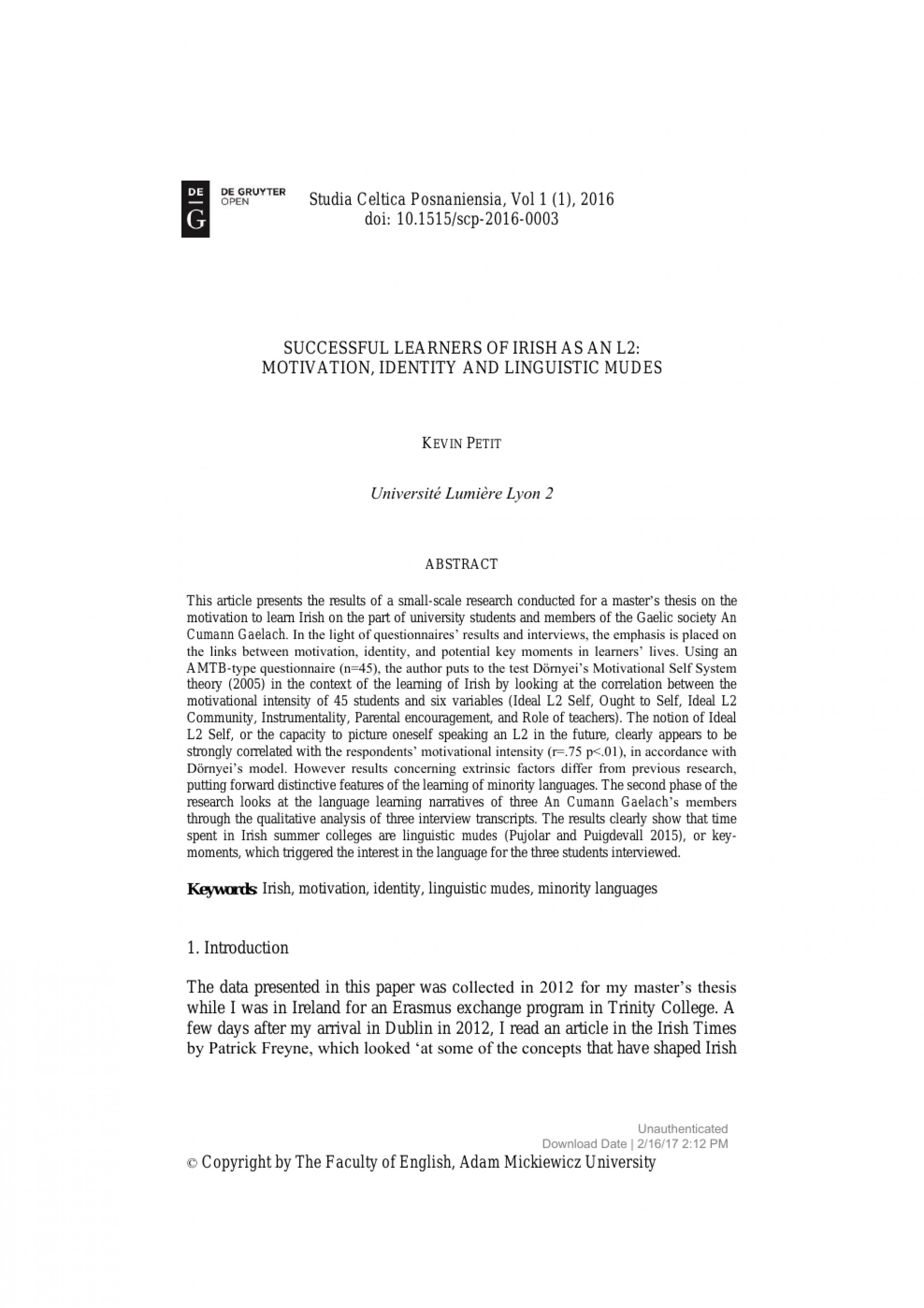 021 Research Paper Free Papers On English Amazing Literature 1920