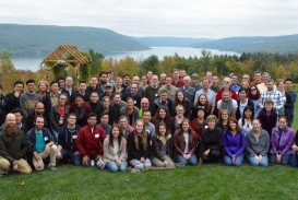 021 Research Paper Retreat Group Shot Interesting Topics Fearsome Biology Marine