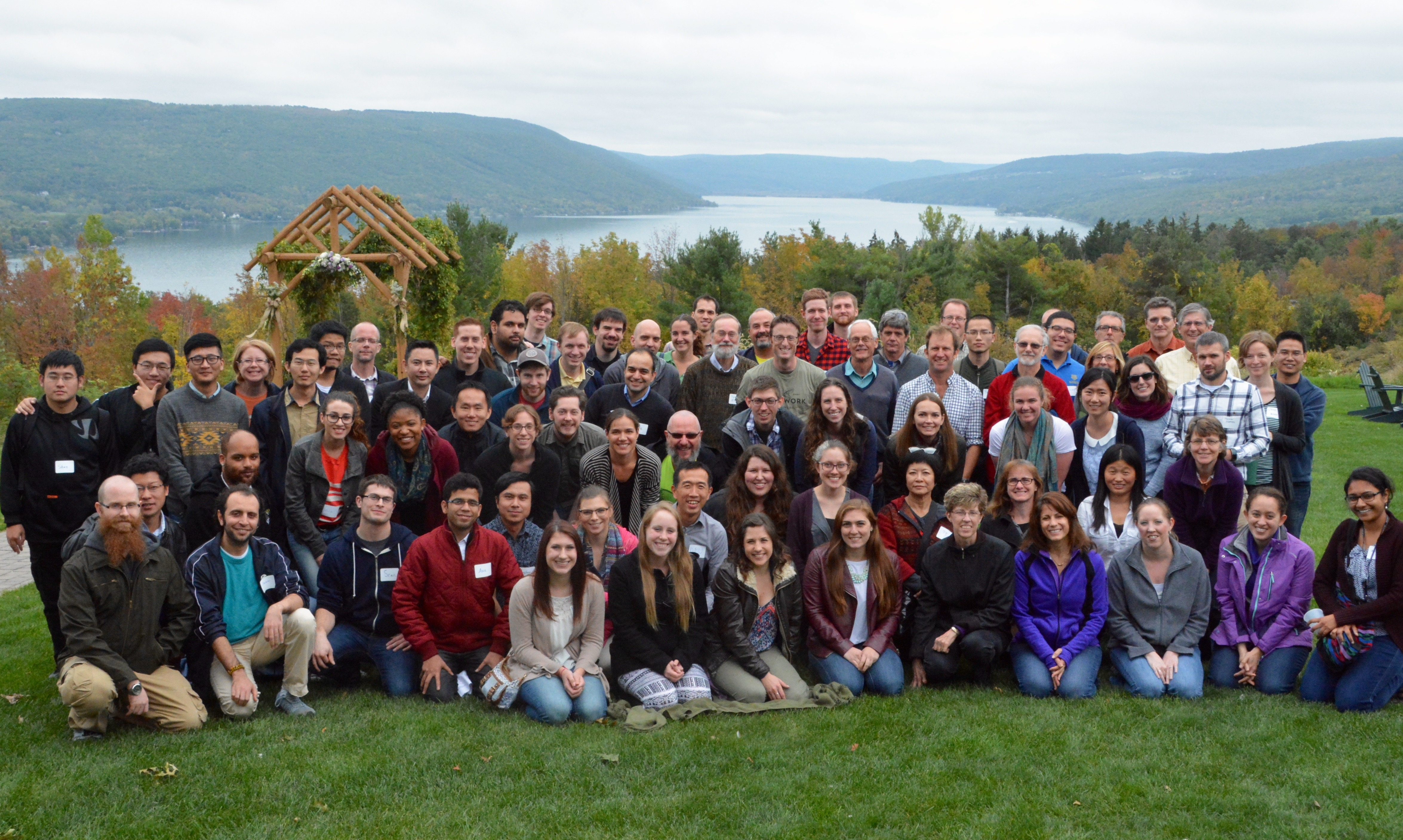 021 Research Paper Retreat Group Shot Interesting Topics Fearsome Biology Marine Full