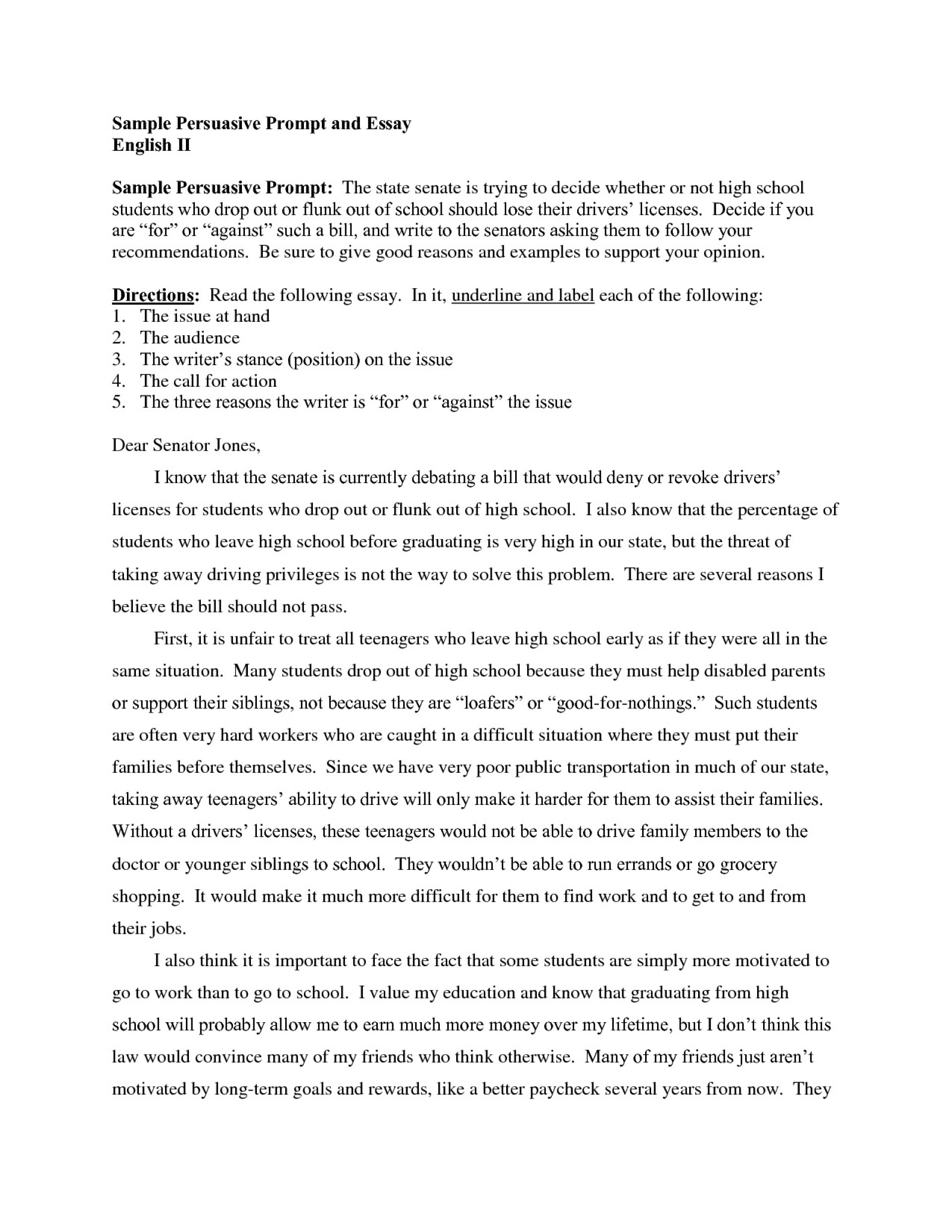 021 Research Paper Samples Of Persuasive Essays For High School Students Demire Argumentative Essay Impressive Topics Senior Qualitative Sample In The Philippines 1920