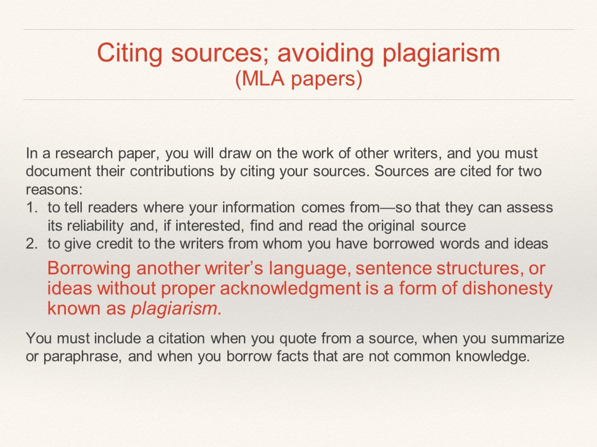 021 Research Paper Slide 1 Citing Staggering Sources Example Correct Way To Cite In A How Without An Author 1920