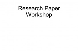 021 Research Paper Topics On Papers Slide 1 Unusual Good For In Psychology Sports Related To Education 320