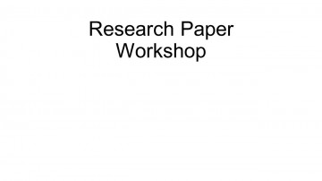 021 Research Paper Topics On Papers Slide 1 Unusual List Of For In Education High School Students Special 360