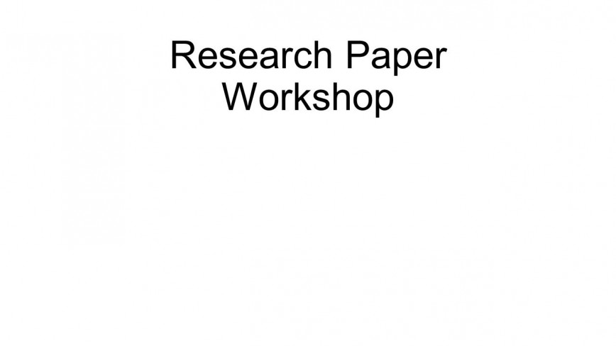 021 Research Paper Topics On Papers Slide 1 Unusual List Of For In Education High School Students Special 868